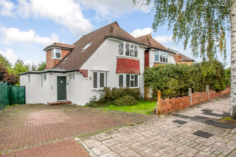 4 Bedrooms Detached House for sale in Cheviot Road, West Norwood, London