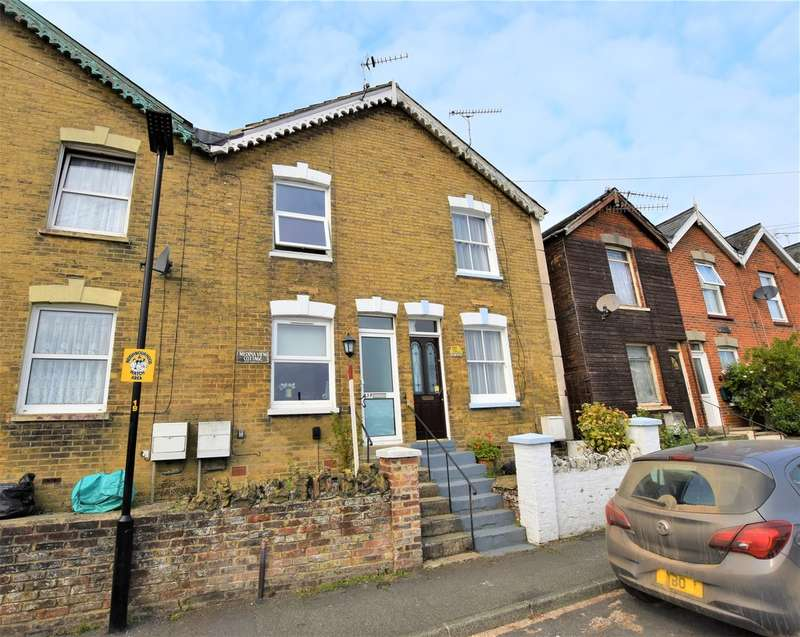 2 Bedrooms Terraced House for sale in Arctic Road, Cowes