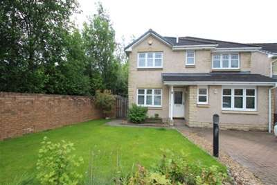 5 Bedrooms Detached House for rent in Ferry Court, Stirling