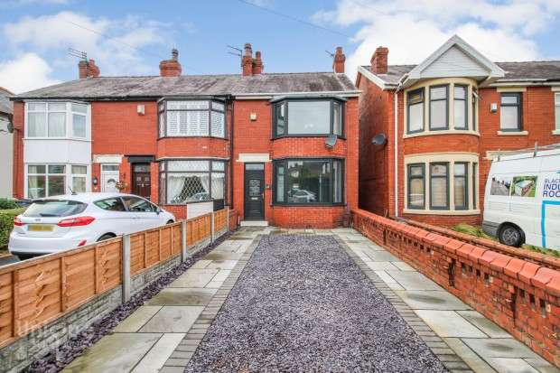 2 Bedrooms End Of Terrace House for sale in Clifton Crescent, Blackpool, FY3