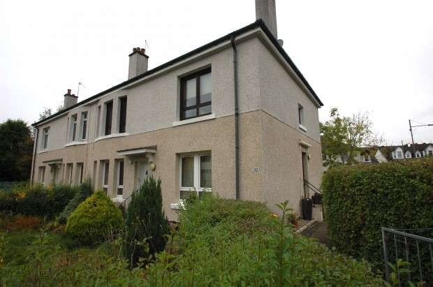 2 Bedrooms Flat for sale in Crosslee Street, Craigton, G52