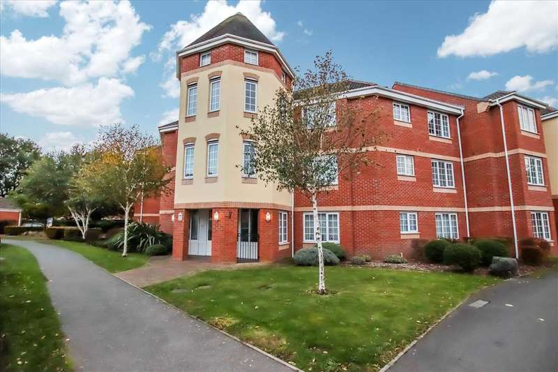 2 Bedrooms Apartment Flat for sale in Tiber Road, North Hykeham, North Hykeham, Lincoln