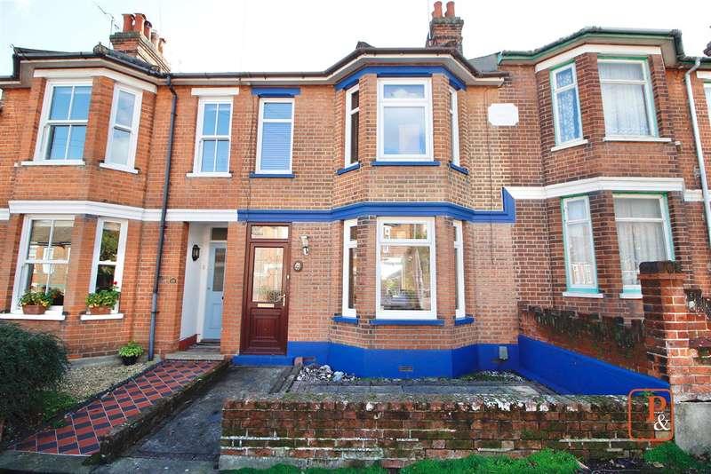 3 Bedrooms Terraced House for sale in Philip Road, Ipswich