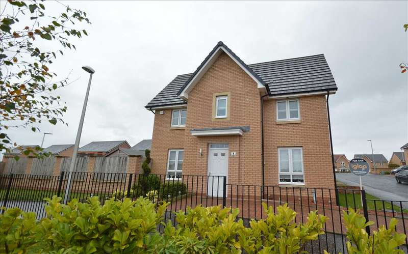 3 Bedrooms Semi Detached House for sale in Cot Castle View, Stonehouse