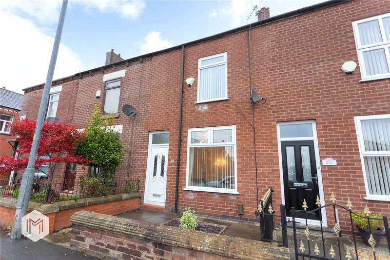 3 Bedrooms Terraced House for sale in Park Road, Westhoughton, Bolton, BL5