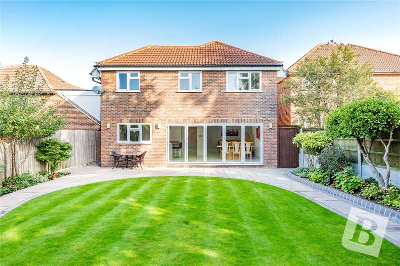 6 Bedrooms Detached House for sale in Belvedere Road, Brentwood, CM14