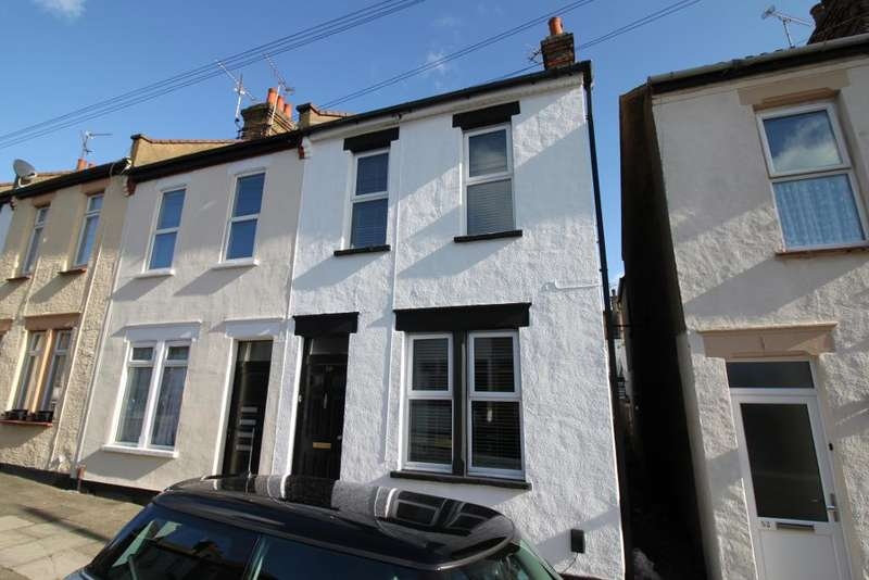 2 Bedrooms End Of Terrace House for sale in Brighton Avenue, Southend on Sea, Essex, SS1 2QN