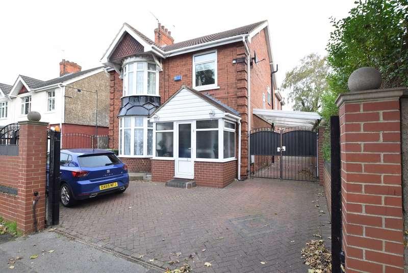 6 Bedrooms Detached House for sale in Avenue Vivian, Scunthorpe, DN15 8JE
