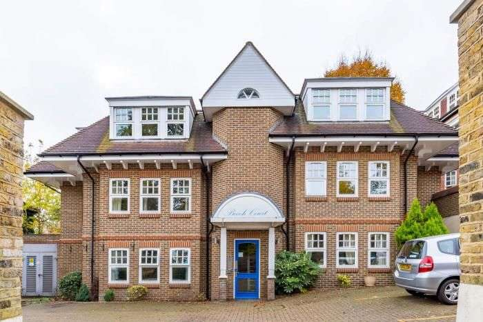 2 Bedrooms Apartment Flat for sale in The Wimbledon Beaumont Nursing Home, Arterberry Road, London