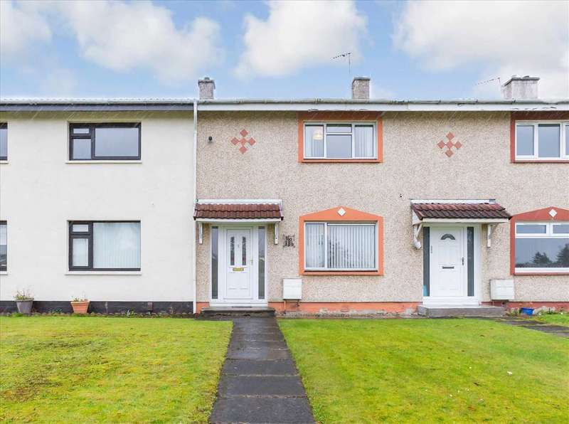 2 Bedrooms Terraced House for sale in Westwood Hill, Westwood, EAST KILBRIDE