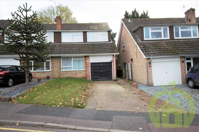 4 Bedrooms Semi Detached House for rent in Vine Way, Brentwood