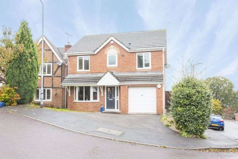 4 Bedrooms Property for sale in Castle Wood, Chepstow