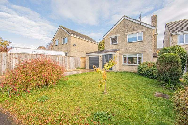3 Bedrooms Property for sale in Bartley Croft, Tetbury