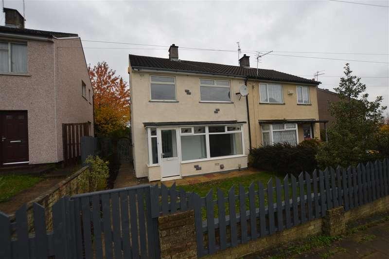 3 Bedrooms Semi Detached House for sale in Brendon Walk, Bradford