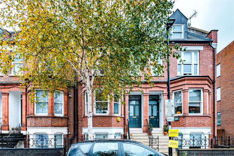 3 Bedrooms Terraced House for sale in Horsell Road, London, N5