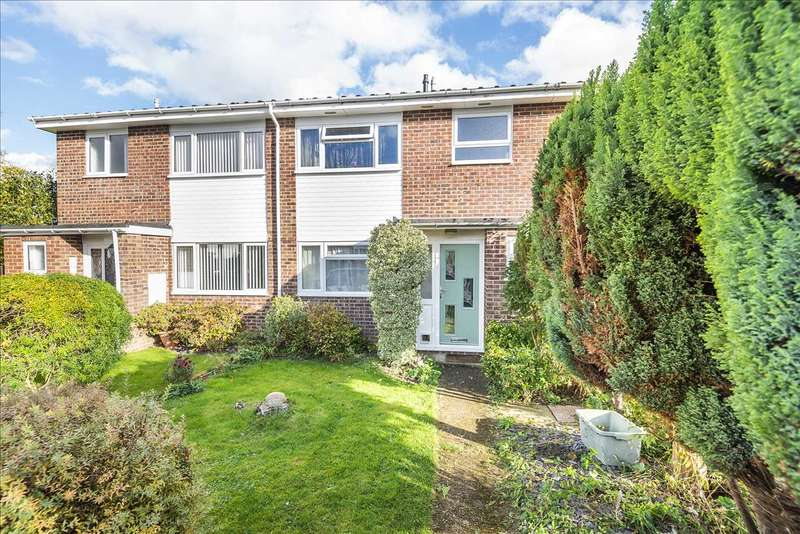 3 Bedrooms Terraced House for sale in Lightsfield, Basingstoke