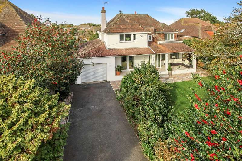 4 Bedrooms Detached House for sale in Grange Park, Ferring, Worthing, West Sussex, BN12
