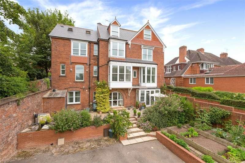 Flat for sale in St Leonards, Exeter