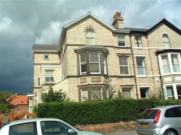 1 Bedroom Apartment Flat for rent in Oriel Crescent, Scarborough