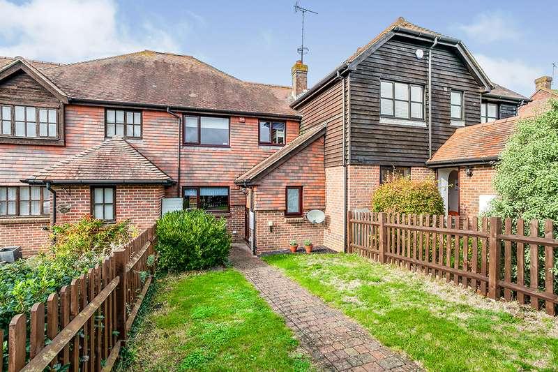 3 Bedrooms House for sale in Morley Drive, Horsmonden, Tonbridge, Kent, TN12