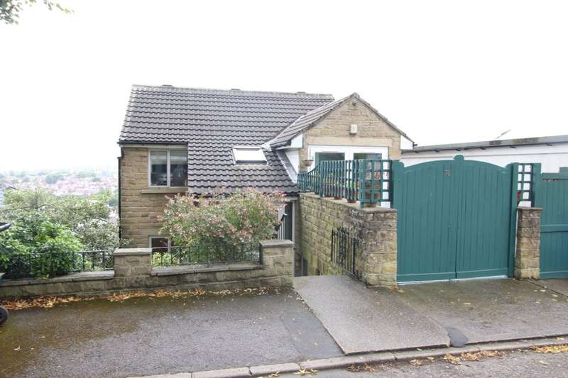 4 Bedrooms Detached House for sale in Cherry Bank Road, Sheffield, S8