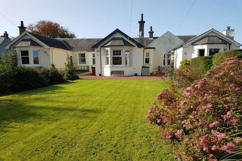 2 Bedrooms Bungalow for sale in Waterloo Road, Lanark, ML11