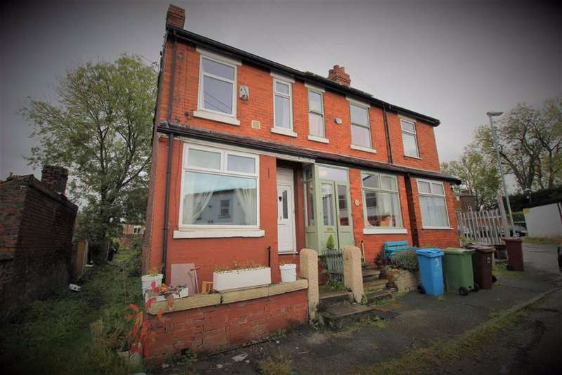 3 Bedrooms End Of Terrace House for sale in Ross Avenue, Levenshulme