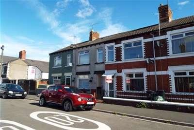 3 Bedrooms House for rent in Wilson Street, Splott, Cardiff