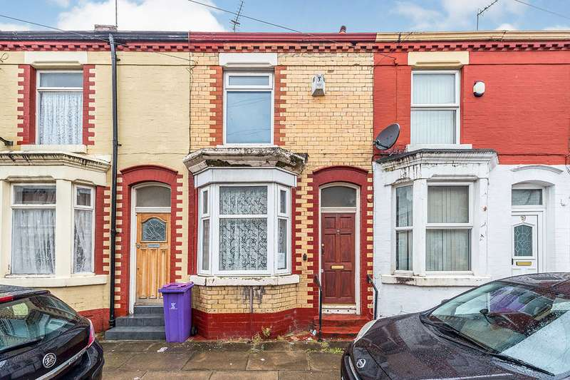 2 Bedrooms House for sale in Hinton Street, Fairfield, Liverpool, Merseyside, L6