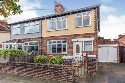 3 Bedrooms Semi Detached House for sale in Trinity Grove, Crosby, Liverpool, Merseyside, L23