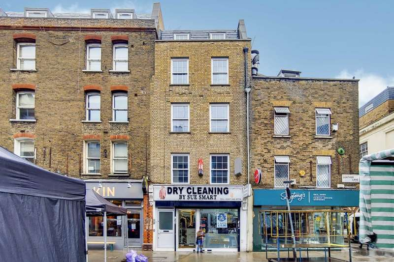 Retail Property (high Street) Commercial for sale in Leather Lane, Farringdon, EC1N