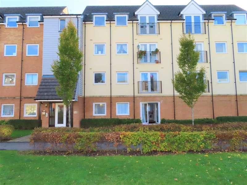 2 Bedrooms Apartment Flat for sale in Principal Court, Tudor Crescent, Cosham