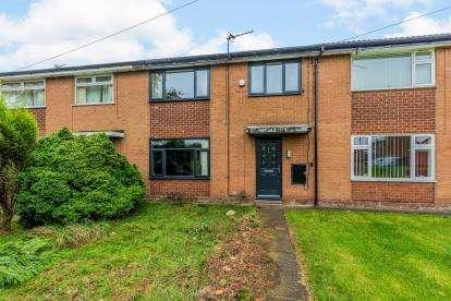 3 Bedrooms Terraced House for sale in Capesthorne Walk, Denton, Tameside, Manchester