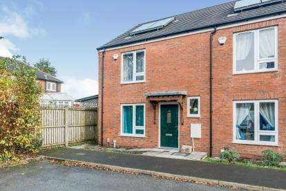 3 Bedrooms Semi Detached House for sale in Bowstone Rise, Darcy Lever, Bolton, Greater Manchester, BL3