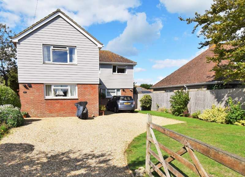 5 Bedrooms Detached House for sale in Howgate Road, Bembridge, Isle of Wight, PO35 5TQ