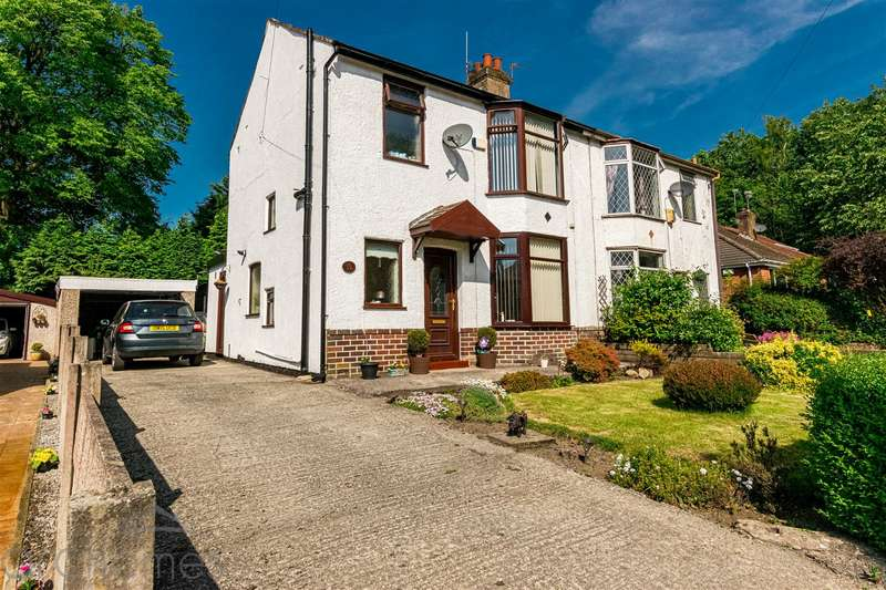 3 Bedrooms Semi Detached House for sale in Fulwell Avenue, Tyldesley, Manchester