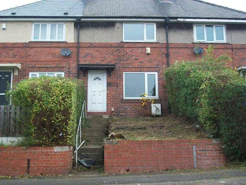 2 Bedrooms Terraced House for rent in Southey Hall Road