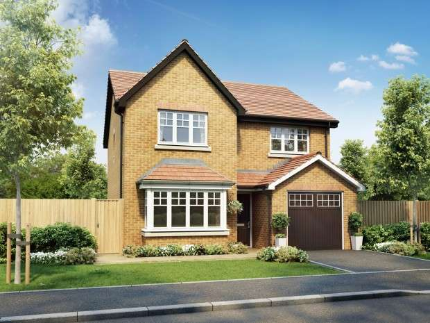 4 Bedrooms Detached House for sale in Meadow Gate, White Carr Lane, Thornton-Cleveleys, FY5