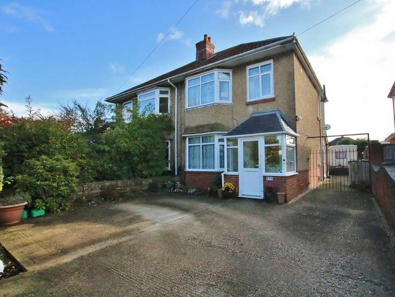 3 Bedrooms Semi Detached House for sale in Upper Brownhill Road, Southampton