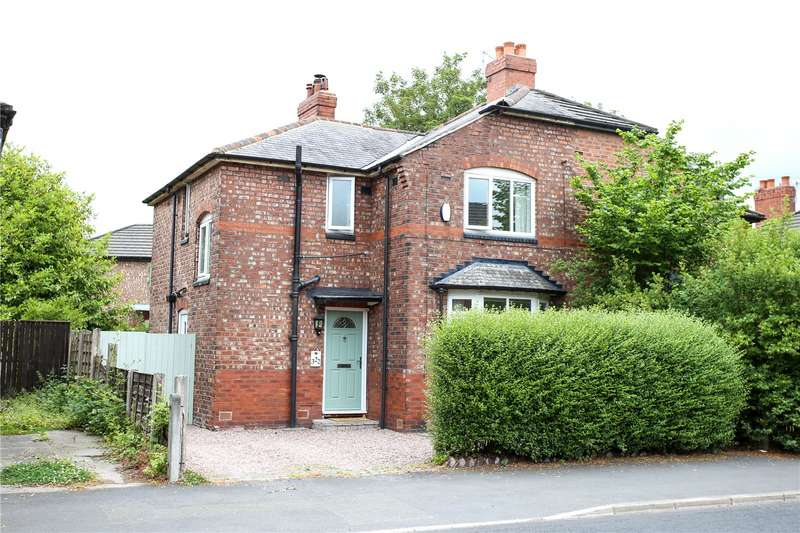3 Bedrooms Semi Detached House for sale in Yew Tree Road, Withington, Manchester, M20