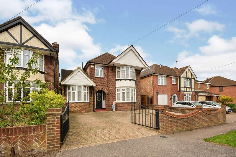 4 Bedrooms Detached House for sale in Ringwood Road, Maidstone, Kent, ME15