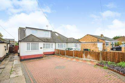 3 Bedrooms Bungalow for sale in Hullbridge, Essex, .