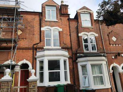 4 Bedrooms Terraced House for sale in Bowers Avenue, Nottingham, Nottinghamshire