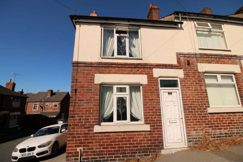 2 Bedrooms End Of Terrace House for sale in 20 Orchard Street, Goldthorpe, Rotherham, South Yorkshire
