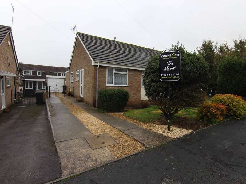2 Bedrooms Semi Detached House for rent in Waits Close, Banwell, Weston-super-Mare