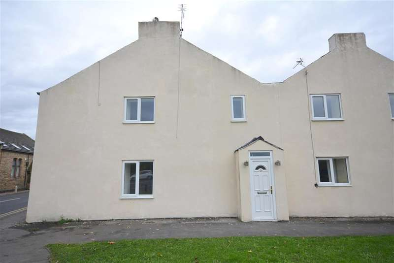 2 Bedrooms Semi Detached House for rent in Chapel Street, West Auckland, Bishop Auckland, DL14 9HP