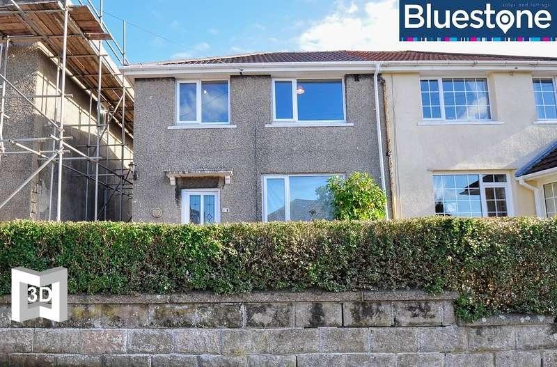 3 Bedrooms Semi Detached House for sale in Graig Park Lane, Malpas