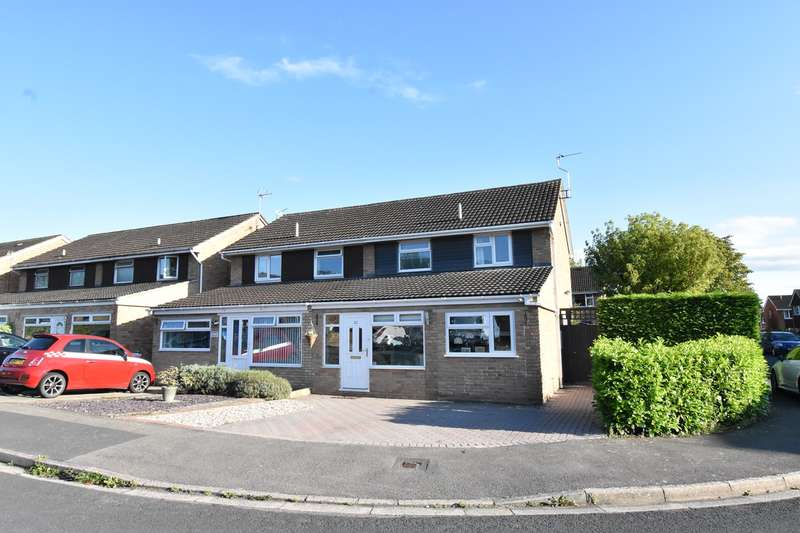 3 Bedrooms Semi Detached House for sale in Springfield, Newtown, Tewkesbury, GL20