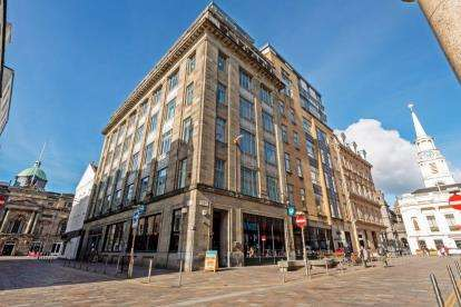 2 Bedrooms Flat for sale in Hutcheson Street, The Merchant City