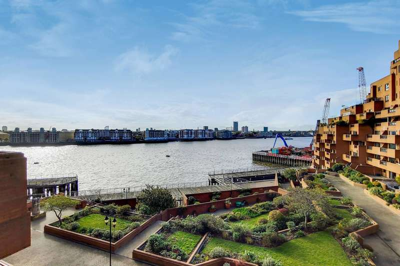 2 Bedrooms Flat for sale in The Highway, Wapping, E1W